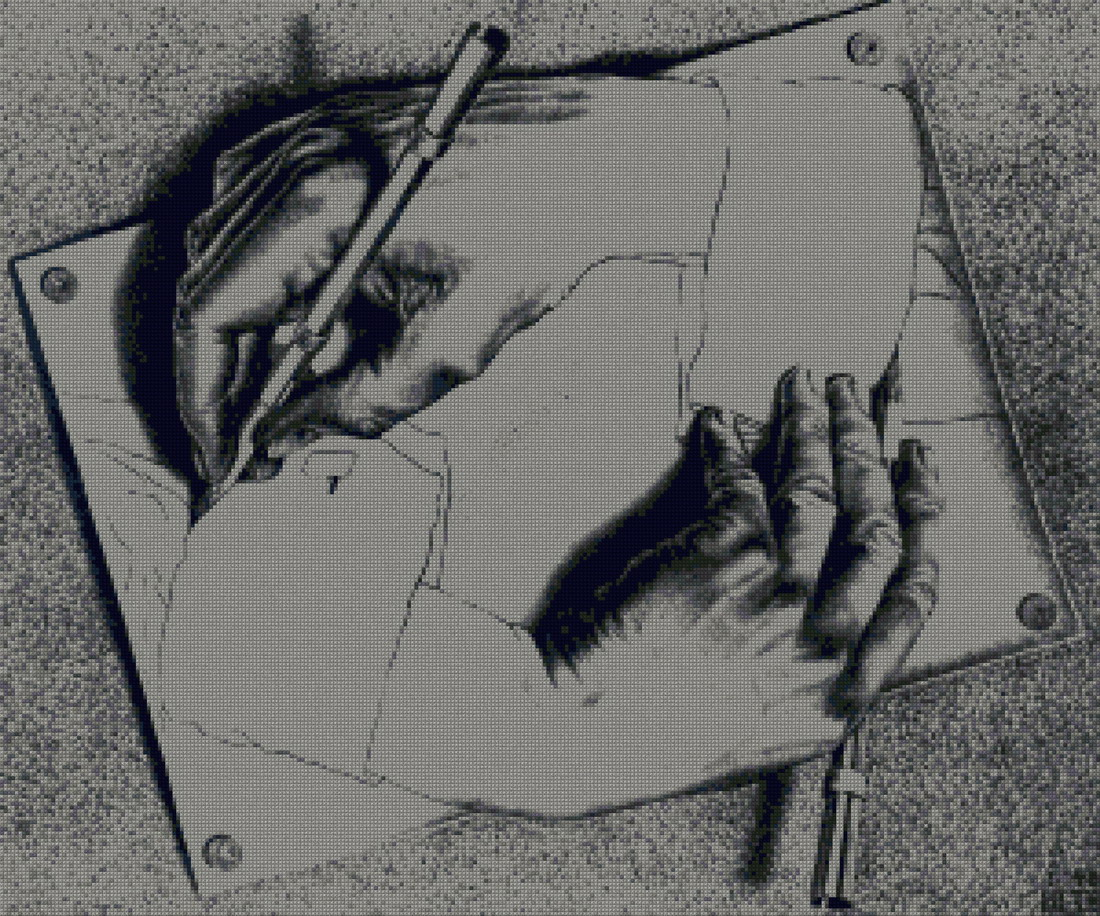 pittori_moderni/escher/escher-drawing-hands-300.jpg