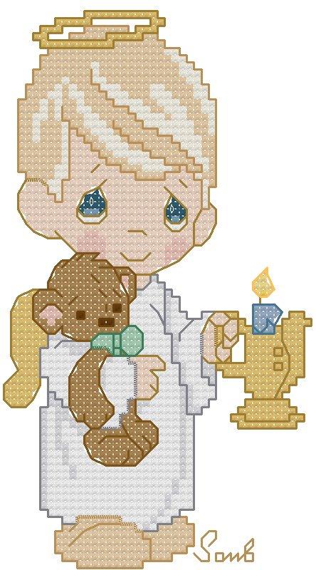 Schemi Elettrici Per Bambini : Schemi per bambini schema punto croce gratuito da stampare