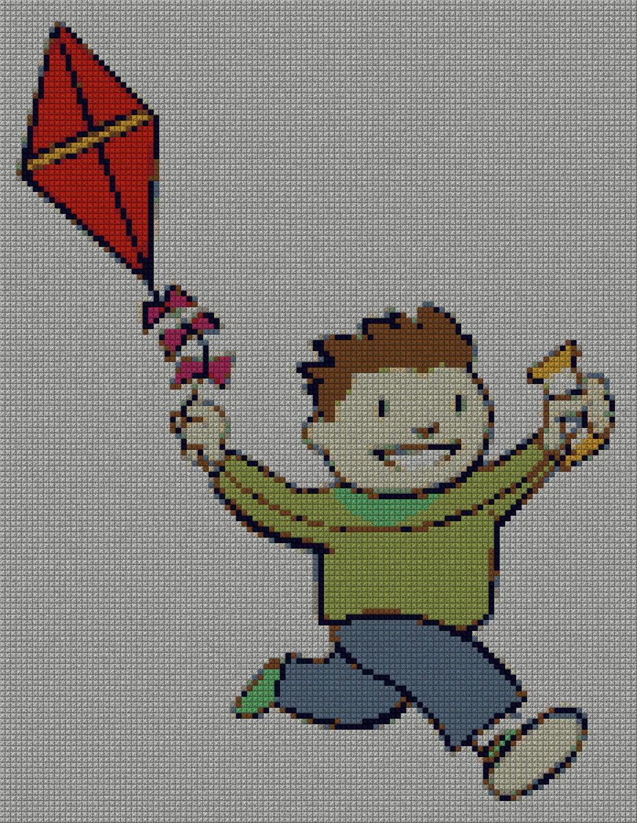 schemi_misti/disegni_bambini2/bambino-con-aquilone150.jpg